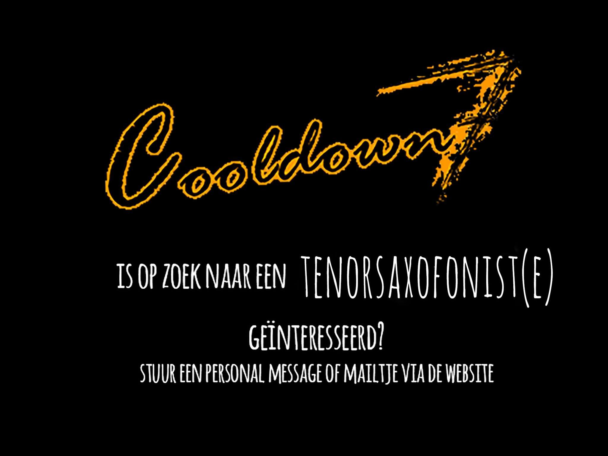 cooldown7-vacature-tenorsax